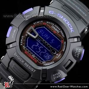 Buy Casio G-shock Mudman Men In Dark Purple G-9000bp-1dr G9000bp