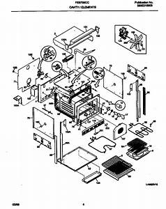 Frigidaire Wall Oven Wiring Diagram Parts