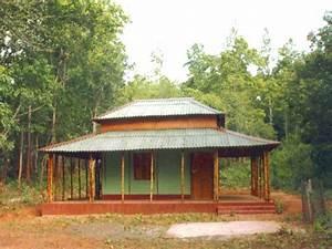 Minimalist Small Bamboo House Idea Picture 4 Home Ideas