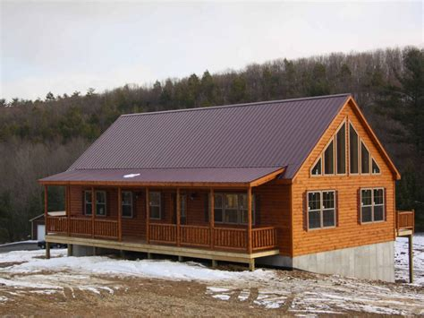 mountaineer deluxe log home cozy cabins manufactured  pa