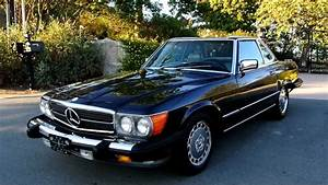 1986 Mercedes Benz 560sl 1 Owner R107 Coupe Convertible 5