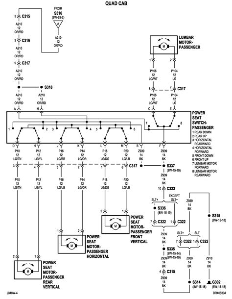 07 Dodge Ram Wiring Schematic by Installing Front Leather Powered Seats From A 2004 Dodge