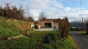 maison b3 tulle vincent souffron architecte With extension maison en l 4 extension bois sur maison en pierre tulle vincent