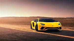 Lamborghini Aventador S 4K Wallpaper HD Car Wallpapers