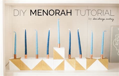 when do you light the menorah 2016 diy archives love always audrey