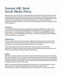 stunning corporate communications policy template ideas With communication policy template