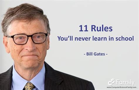 Bill Gates .....on life. SL( part 1)   Inspiring quotes ...
