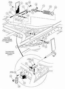 Ezgo Golf Cart Gas Engine Parts Diagrams