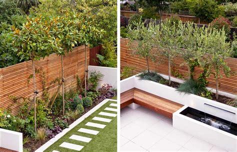 garden design ideas long narrow gardens video