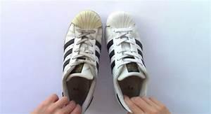 Este vídeo ensina como deixar seu Adidas Superstar ...