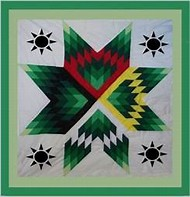 Best 25+ ideas about Native American Star Quilts | Find what you ... : native american star quilt - Adamdwight.com