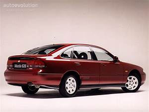 Mazda 626  Mk 4  Hatchback