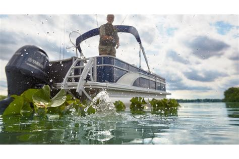 Fishing Pontoon Boat Brands by Gsps Marine