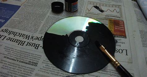paints   cds black   ends  creating