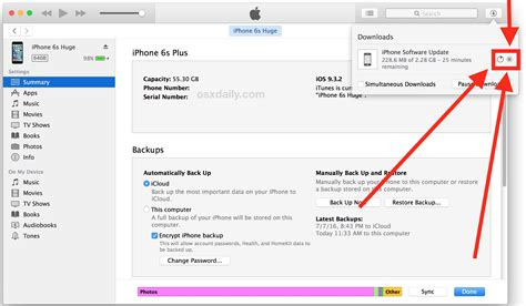 how do you update your iphone how to stop an update and downloads in itunes techorade