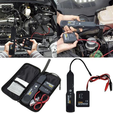 Universal Automotive Cable Wire Tracker Short Open Finder