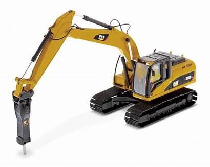 Excavator Hammer Caterpillar Hydraulic 320d Unit Diecast
