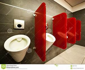 Public restroom stock photo. Image of clean, color, male ...