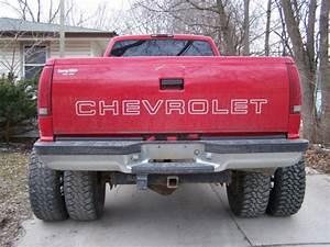 Chevrolet Crew Cab 4x4 Dually W   Cummins 12 Valve Turbo