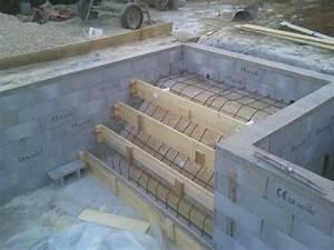 construire sa piscine en bloc a bancher 4 ferraillage With construire sa piscine en bloc a bancher