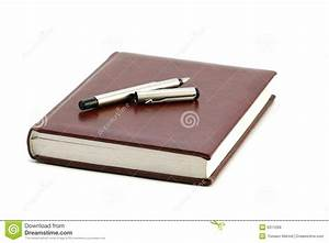 Notebook And Pen Royalty Free Stock Images - Image: 6311269