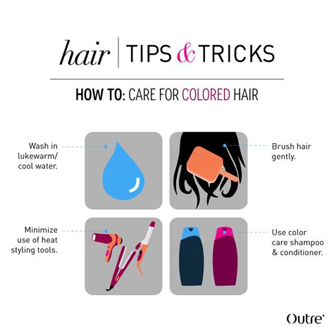 how to wash colored hair how to maintain your leave out outretalks