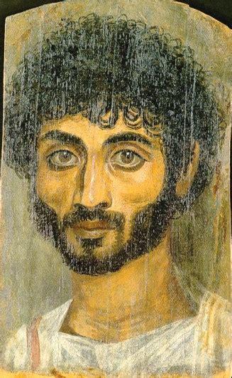 egypt roman mummy portraits set