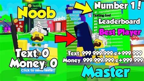 texting simulator roblox money glad glitch sim working millionaire super episode