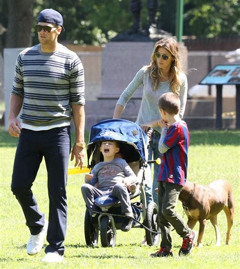 We know interesting facts about his mother, father, three sisters, wife and children. Tom Brady & Family Spend Father's Day At The Park 1 of 68 ...