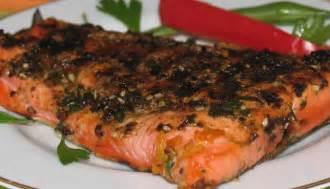Grilled Salmon Recipe