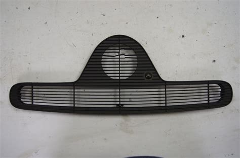 chevy corvette  dash vent grate panel