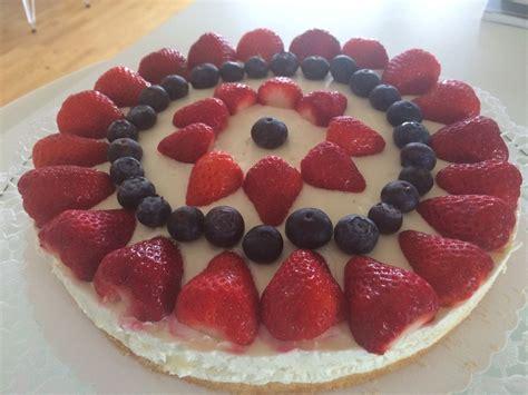 rezepte für buffet philadelphiatorte mit erdbeeren rezept mit bild chefkoch de