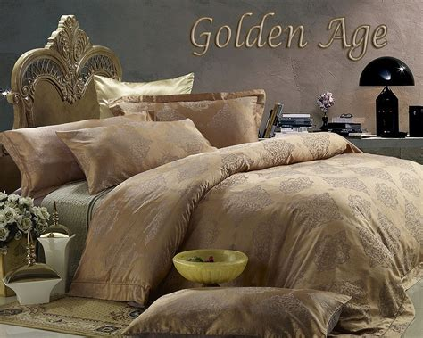 Cotton Duvet Sets King by Golden Age By Dolce Mela 6 Pc King Size Cotton
