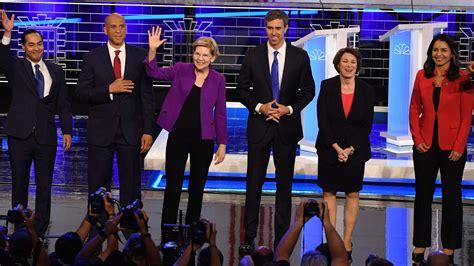 democratic debate   coverage