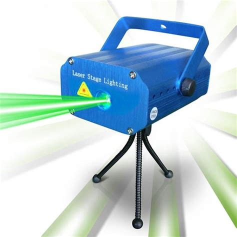 Mini Laser Stage Lighting by Mini Laser Stage Lighting Gadgetgift