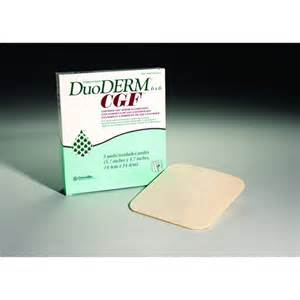 maxiaids duoderm cgf gel formula dressing box of 5