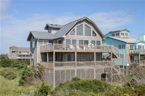 outer banks 12 bedroom vacation rental casa mar avon vacation rental obx connection