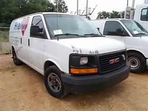 2004 Gmc Savannah Cargo Van  S  N 1gffg15x241133991  V8 Gas