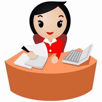 Secretary Uniform Icon Clipart Iconbug Format