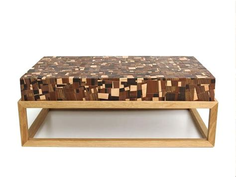 Designer Tische Holz by Mosaic Wooden Tables Coffee Table Design