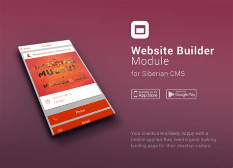 Custom Page Template Redirect Issue Wp by Website Builder Module Create Landing Page For Desktop
