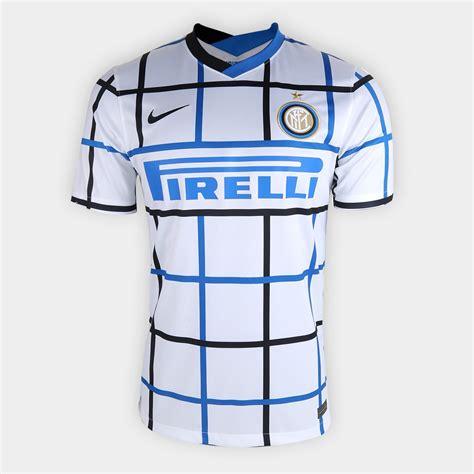 Camisa Inter de Milão Away 20/21 s/n° Torcedor Nike ...