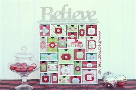 how to make advent calendar make an advent calendar pictured tutorial i heart nap time