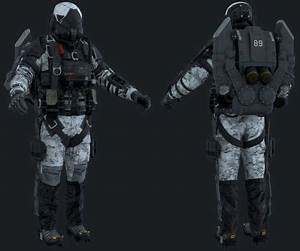 COD:AW Sentinel Artic Cormack by Faithfullfaun | COD AW ...