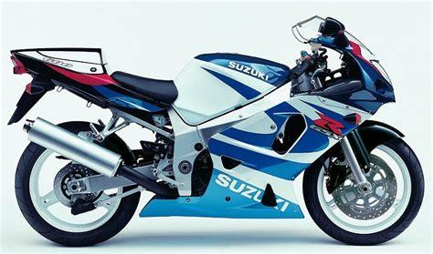 Suzuki Gsxr 600 Horsepower by 2001 Suzuki Gsxr600 Preview Motorcycledaily