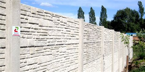 beton mauersteine in natursteinoptik beton sichtschutz z 228 une zaunteam z 228 une und tore zaunteam zaunteam