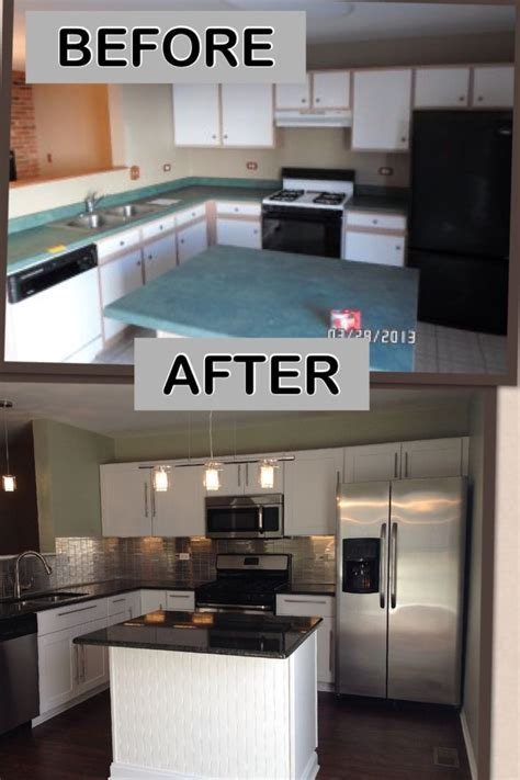 Kitchen Remodel on a budget : ) Everything Brand New for