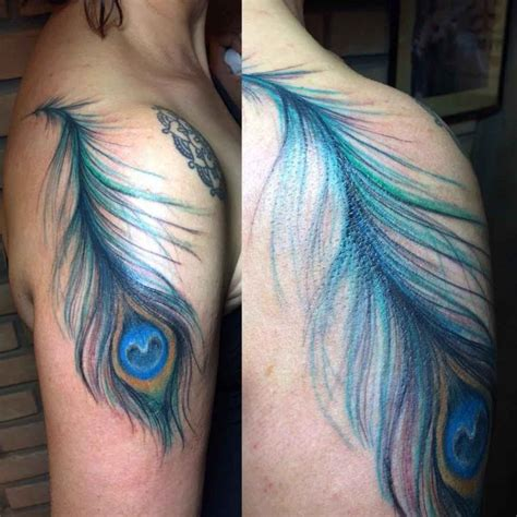 Small Upper Arm Tattoos For Females