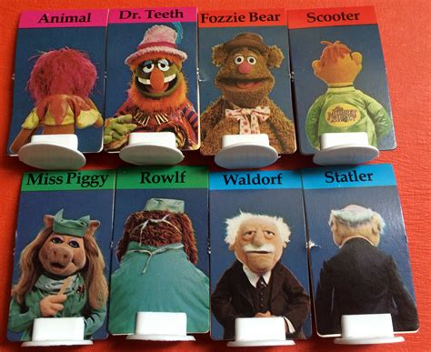 Muppet Game Show Characters