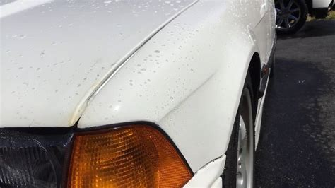 How To Remove Rust Spot And Stains On Your Car Very Easy